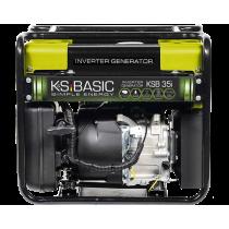 Инверторный генератор KONNER&SOHNEN BASIC KSB 35i, купить Инверторный генератор KONNER&SOHNEN BASIC KSB 35i