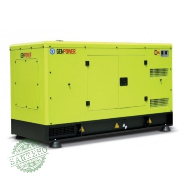 Дизельная электростанция Genpower GVP-226, купить Дизельная электростанция Genpower GVP-226