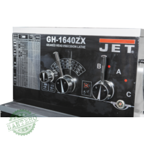Токарно-винторезный станок Jet GH-1640 ZX DRO, купить Токарно-винторезный станок Jet GH-1640 ZX DRO