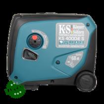 Инверторный генератор KONNER&SOHNEN KS 4000iE S, купить Инверторный генератор KONNER&SOHNEN KS 4000iE S