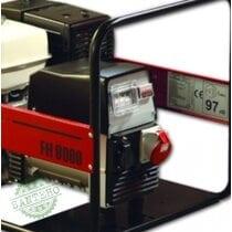 Генератор бензиновый Fogo FH 8000 E - 3 фазный, купить Генератор бензиновый Fogo FH 8000 E - 3 фазный