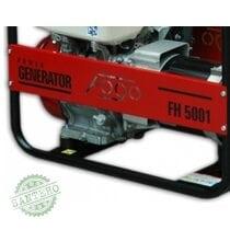 Генератор бензиновый Fogo  FH 5001 - 1 фазный, купить Генератор бензиновый Fogo  FH 5001 - 1 фазный