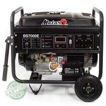 Бензиновый генератор Matari BS 7000E ATS (автозапуск) , купить Бензиновый генератор Matari BS 7000E ATS (автозапуск)
