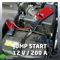 Пуско зарядное устройство Power Bank Einhell CC-JS 12, купить Пуско зарядное устройство Power Bank Einhell CC-JS 12
