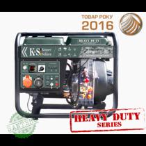 Дизельний генератор Konner & Sohnen KS 8100HDE-1/3 ATSR, купити Дизельний генератор Konner & Sohnen KS 8100HDE-1/3 ATSR