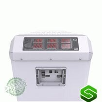 Трёхфазный стабилизатор напряжения Герц ПРО 36-3-160А, купить Трёхфазный стабилизатор напряжения Герц ПРО 36-3-160А
