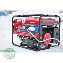 Бензиновый генератор Stark PSG 6500EL PROFI, купить Бензиновый генератор Stark PSG 6500EL PROFI