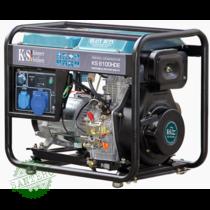 Дизельный генератор Konner & Sohnen KS 8100HDE, купить Дизельный генератор Konner & Sohnen KS 8100HDE