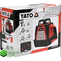 Ротационный лазерный нивелир YATO YT-30430, купить Ротационный лазерный нивелир YATO YT-30430