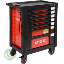Инструментальный ящик YATO YT-55290, купить Инструментальный ящик YATO YT-55290