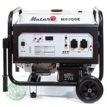 Бензиновый генератор Matari M 8000E, купить Бензиновый генератор Matari M 8000E