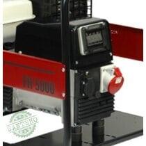 Генератор бензиновый Fogo FH 5000 - 3 фазный, купить Генератор бензиновый Fogo FH 5000 - 3 фазный