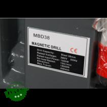 Сверлильный станок на магнитном основании FDB Maschinen MBD 38, купить Сверлильный станок на магнитном основании FDB Maschinen MBD 38