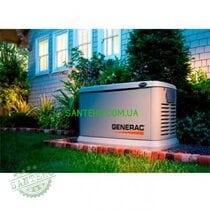 Однофазный газовый генератор GENERAC 5915 kW10, купить Однофазный газовый генератор GENERAC 5915 kW10
