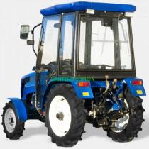 Минитрактор ДТЗ 4244К (КПП 8+8, двухдисковое сцепление, гидроус. руля, кабина с отоплением), купить Минитрактор ДТЗ 4244К (КПП 8+8, двухдисковое сцепление, гидроус. руля, кабина с отоплением)