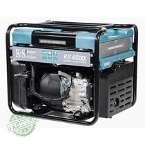 Инверторный генератор Konner&Sohnen KS 4500i, купить Инверторный генератор Konner&Sohnen KS 4500i