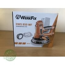 Шлифмашинка для стен WerkFix DWS-850 WF, купить Шлифмашинка для стен WerkFix DWS-850 WF