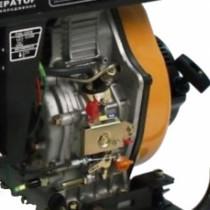 Дизельный генератор Forte FGD 8000E, купить Дизельный генератор Forte FGD 8000E