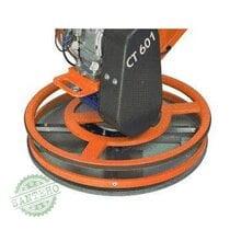 Затирочная машина для бетона NORTON CLIPPER CT 601 ME, купить Затирочная машина для бетона NORTON CLIPPER CT 601 ME