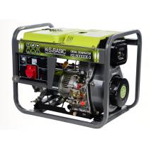 Дизельный генератор Konner & Sohnen KS 8000DE-3, купить Дизельный генератор Konner & Sohnen KS 8000DE-3