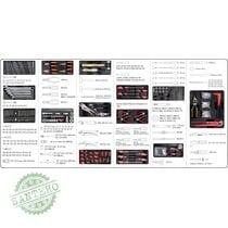Инструментальный ящик YATO YT-55292, купить Инструментальный ящик YATO YT-55292