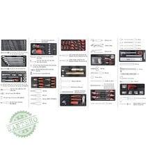 Инструментальный ящик YATO YT-55291, купить Инструментальный ящик YATO YT-55291