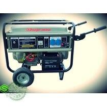 Генератор бензиновый 5500 Вт Энергомаш ЭГ-87255Е, купить Генератор бензиновый 5500 Вт Энергомаш ЭГ-87255Е