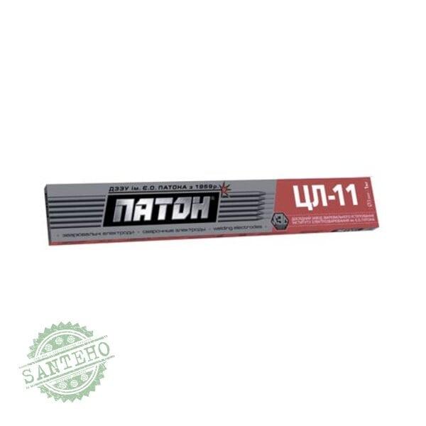 Зварювальні електроди Патон ЦЛ-11