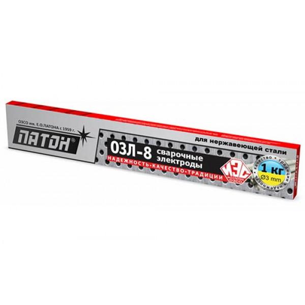 Зварювальні електроди Патон ОЗЛ-8