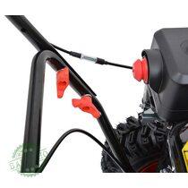 Подметальная машина со щеткой HECHT 8616 SE, купить Подметальная машина со щеткой HECHT 8616 SE