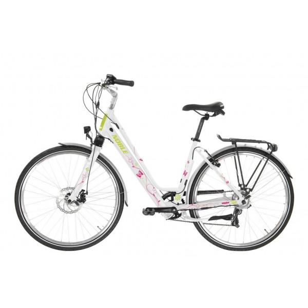 Велосипед на аккумуляторной батарее HECHT COMPOS, купить Велосипед на аккумуляторной батарее HECHT COMPOS