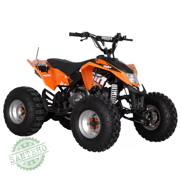 Квадроцикл бензиновый HECHT 54125 ORANGE, купить Квадроцикл бензиновый HECHT 54125 ORANGE