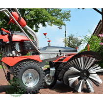 Підмітальна машина зі щіткою HECHT 8101, купити Підмітальна машина зі щіткою HECHT 8101