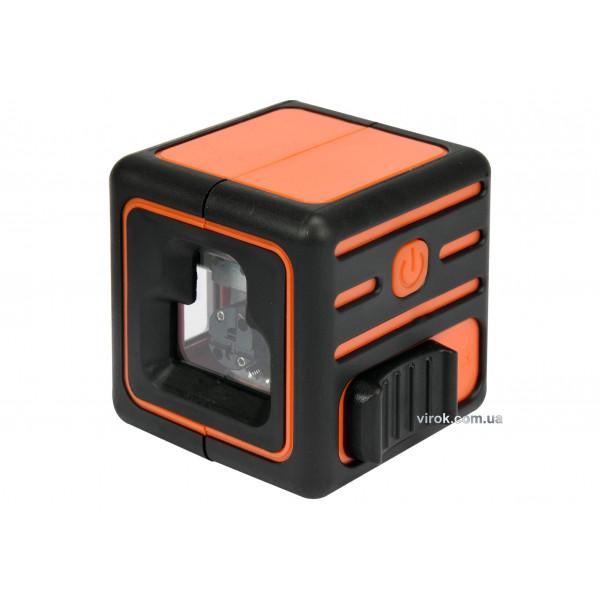 Нивелир лазерный 3-линейный Самонивелирующийся STHOR 18001 дальнисть- 30 м, точнисть- ± 4 мм / 10 м