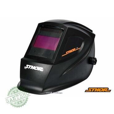 Маска сварщика с автозатемнювальним светофильтром STHOR 74484