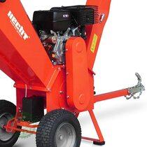 Садовый бензиновый измельчитель веток HECHT 6642, купить Садовый бензиновый измельчитель веток HECHT 6642