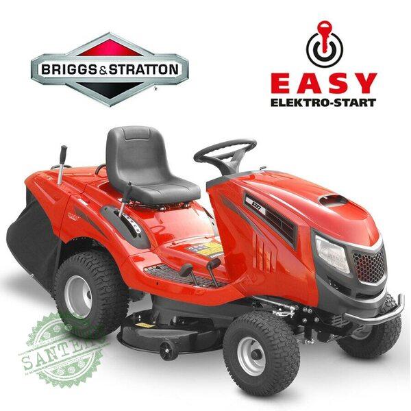 Трактор садовый бензиновый HECHT 5227, купить Трактор садовый бензиновый HECHT 5227