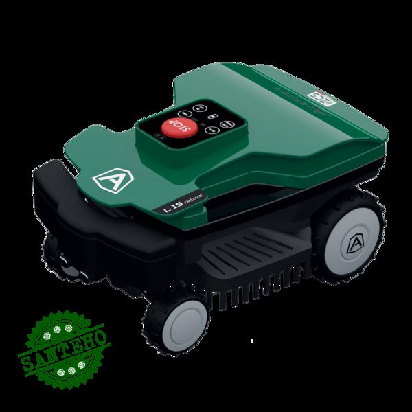 Газонокосилка-робот Ambrogio L15 Deluxe, купить Газонокосилка-робот Ambrogio L15 Deluxe