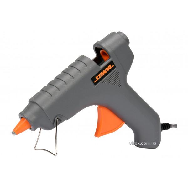 Пистолет клеевой STHOR 73056
