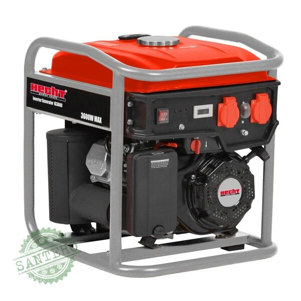 Бензиновый генератор HECHT IG 3600, купить Бензиновый генератор HECHT IG 3600