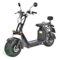 Скутер електричний HECHT COCIS BLACK, купити Скутер електричний HECHT COCIS BLACK