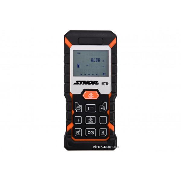 Дальномер лазерный STHOR 81790