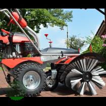 Подметальная машина со щеткой HECHT 8101 BS, купить Подметальная машина со щеткой HECHT 8101 BS