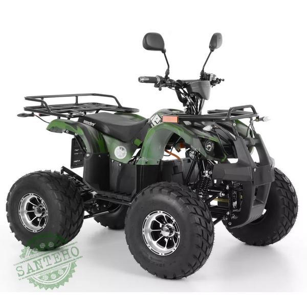 Квадроцикл на акумуляторної батареї HECHT 56155 ARMY, купити Квадроцикл на акумуляторної батареї HECHT 56155 ARMY