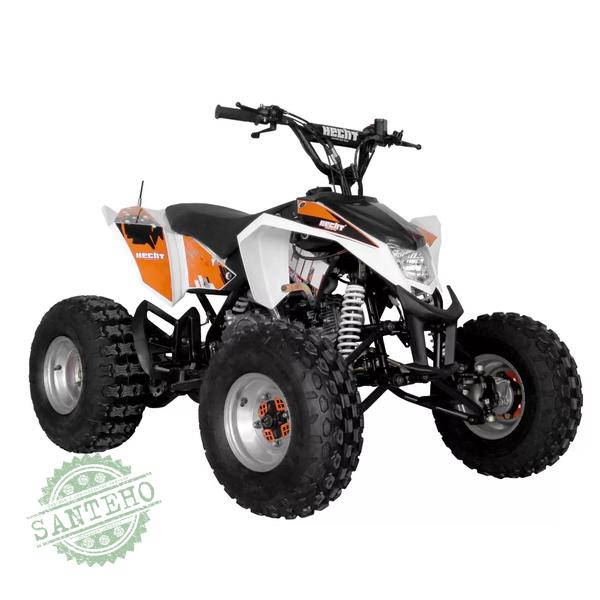 Квадроцикл бензиновый HECHT 54125 WHITE, купить Квадроцикл бензиновый HECHT 54125 WHITE