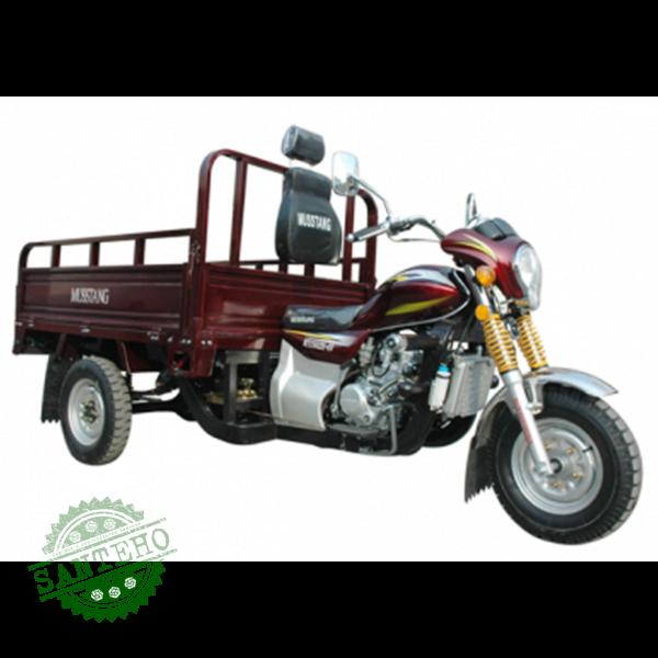 Трицикл(грузовой мотоцикл,муравей) Musstang MT250-4V, купить Трицикл(грузовой мотоцикл,муравей) Musstang MT250-4V