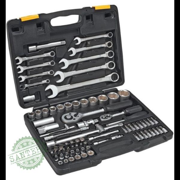 Набор ручных инструментов Сталь AT-1218(82шт)
