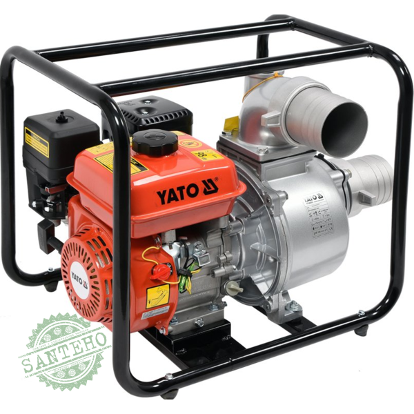 Мотопомпа бензиновая Yato YT-85403