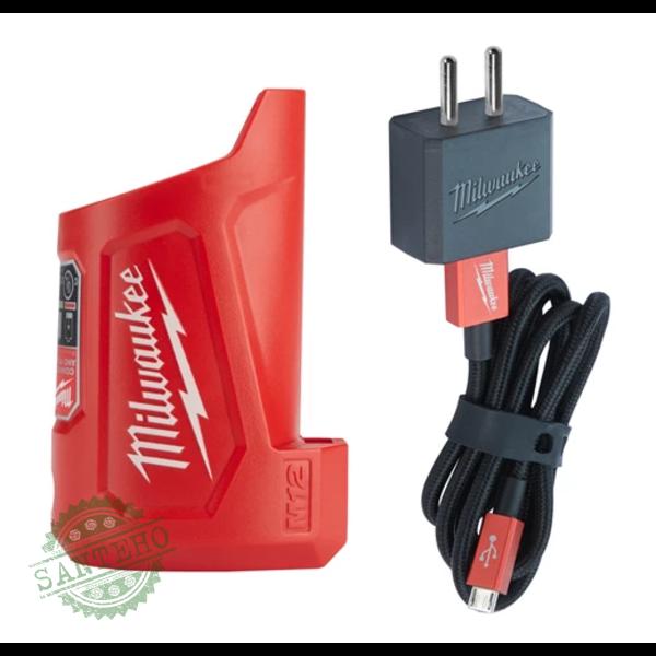 Зарядное устройство MILWAUKEE M12 TC