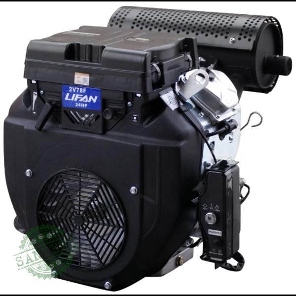 Двигатель Lifan LF2V78F-2A